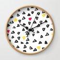 doodle triangles by bunnyusagi