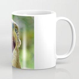 Screaming Steppe Eagle Coffee Mug