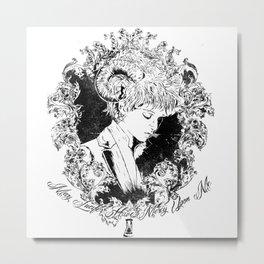 Believe the Dogma - Virgin'Suicide Metal Print