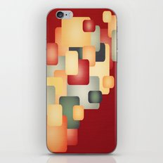 A Warm Retro Feeling. iPhone & iPod Skin