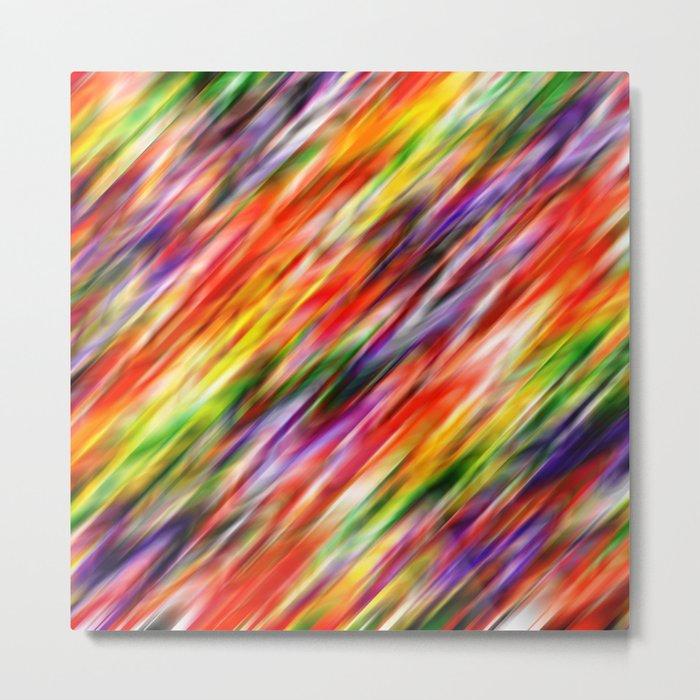 Color My World Metal Print
