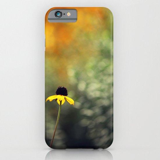 Black Eyed Susan iPhone & iPod Case