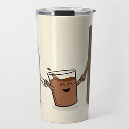 Milk + Chocolate Travel Mug