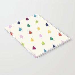 Raindrops Notebook
