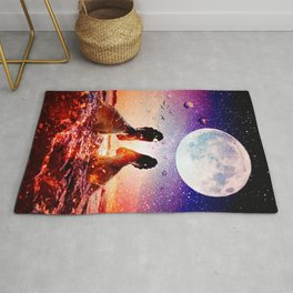 One Night For A Better Tomorrow Rug