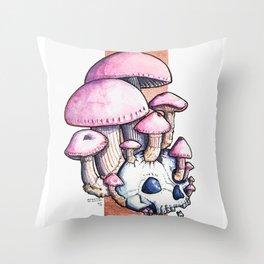 l0 Throw Pillow