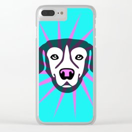Happy Year of the Dog 2018 Clear iPhone Case