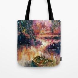 Lakeside dream Tote Bag