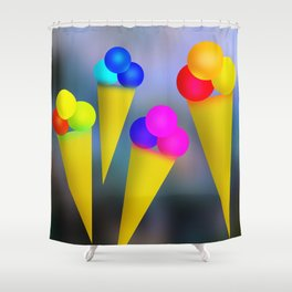 Just Cool Shower Curtain
