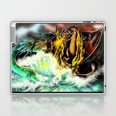 Land vs. Sea Laptop & iPad Skin