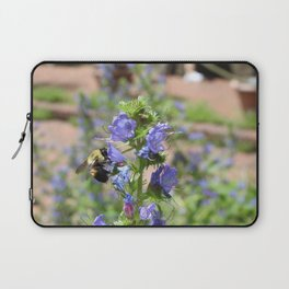 the garden at the cloisters ii Laptop Sleeve