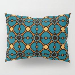Ornate Ovals Pillow Sham