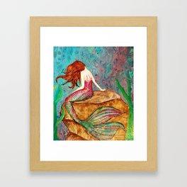 Elani Framed Art Print