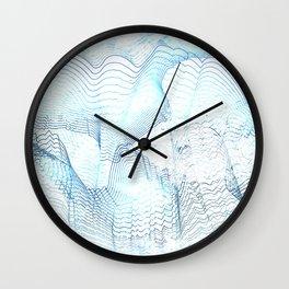 LIN-E Wall Clock