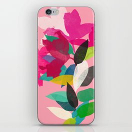 lily 18 iPhone Skin