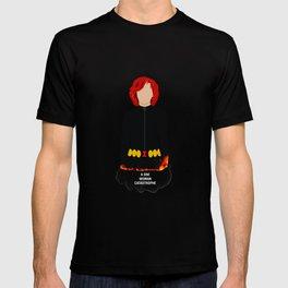 A One Woman Castrophe T-shirt