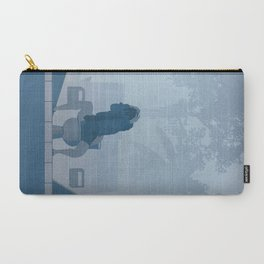 Jurassic Park poster - feat. Donald Gennaro Carry-All Pouch
