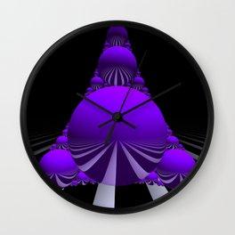 Apollonian gasket -var2- Wall Clock