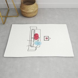 Couch Potatoes Rug