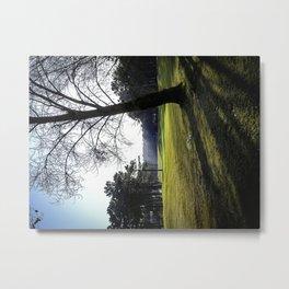 Tree of Lust - Colorful Metal Print
