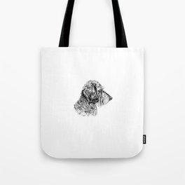 Teckel Tote Bag