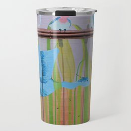 Concrete Oasis V Travel Mug