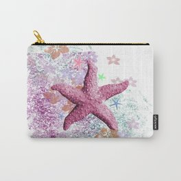Passion Starfish Carry-All Pouch