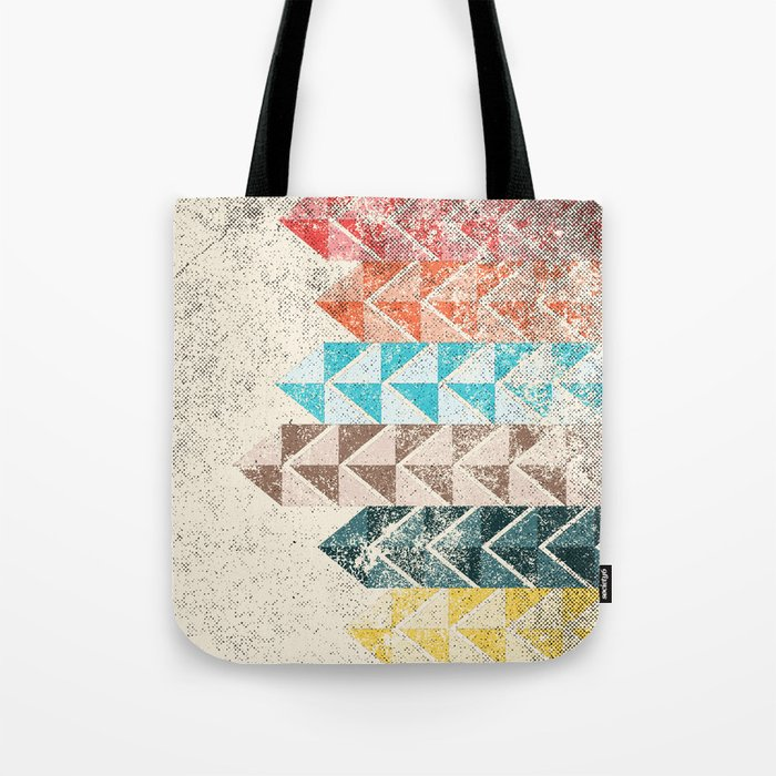 Dirty Lines Tote Bag