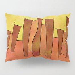 Siangonissa V1 - falling leaves Pillow Sham