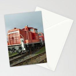 German locos Stationery Cards
