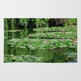 Monet's Lilies Rug
