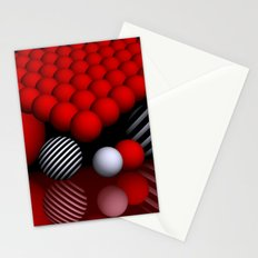 changing the distance -1- Stationery Cards