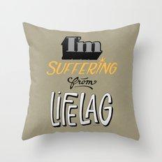 lifelag Throw Pillow