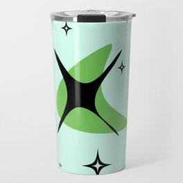Candys Atomic Retro Design 3 Travel Mug