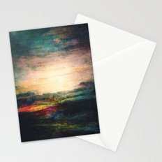 When she wakes up Stationery Cards