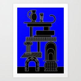 St. Gonçalo de Amarante Art Print