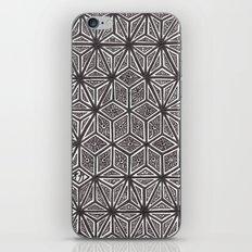 Textile 7  iPhone & iPod Skin
