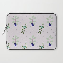 My favourite indoor plants (that I struggle keeping alive) Laptop Sleeve