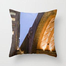 Kungsgatan Throw Pillow
