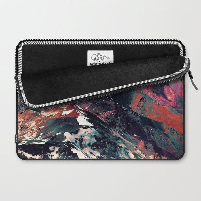 mountains 2 Laptop Sleeve