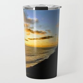 Coastal Last Light Travel Mug