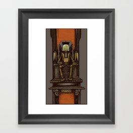 Pax Robota Framed Art Print