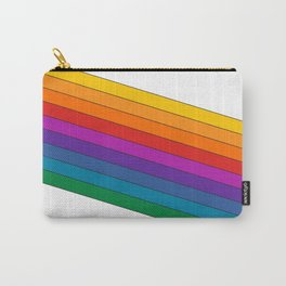 Dream Machine Stripes Carry-All Pouch