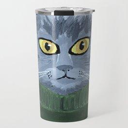 Brando the Cat Travel Mug