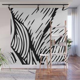 woodcut Wall Mural