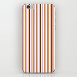 Cool Stripes iPhone Skin