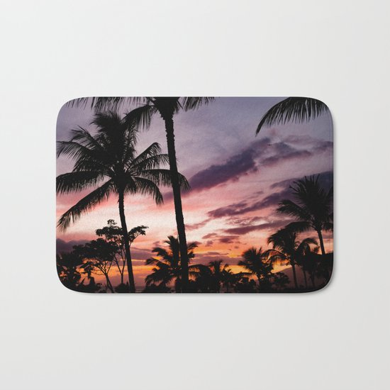 tropical memories Bath Mat