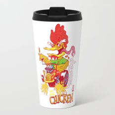 Free range chicken Travel Mug