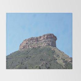 Mesa Verde Throw Blanket