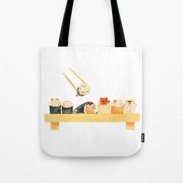 Maki Neko Tote Bag